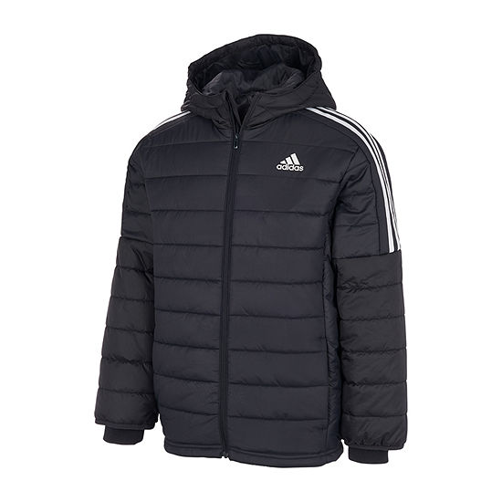 adidas Little & Big Boys Midweight Puffer Jacket