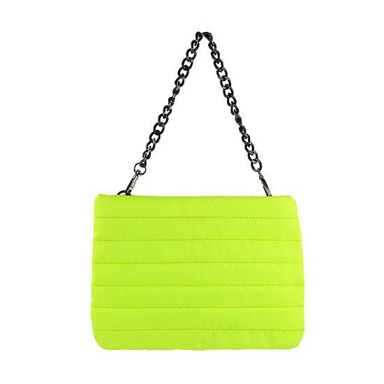 Olivia Miller Neon Shoulder Bag
