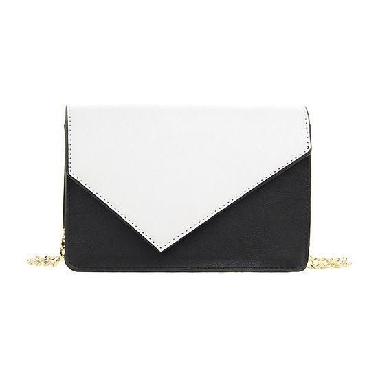 Olivia Miller Color Block Crossbody Bag