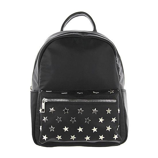 Olivia Miller Star Studded Backpack