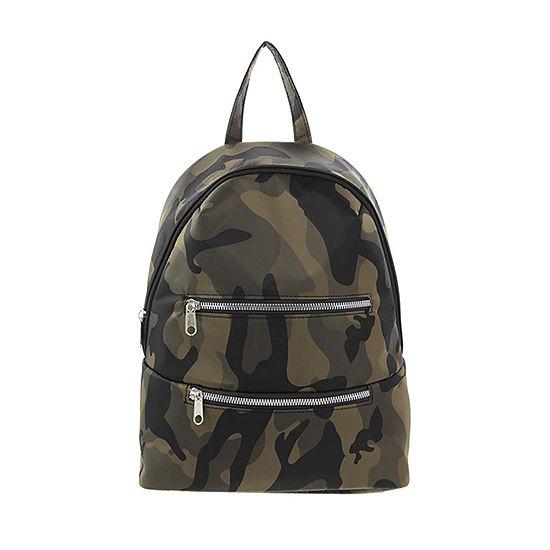 Olivia Miller Camo Backpack