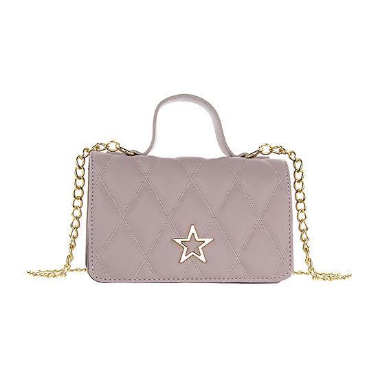 Olivia Miller Star Quilted Crossbody Bag