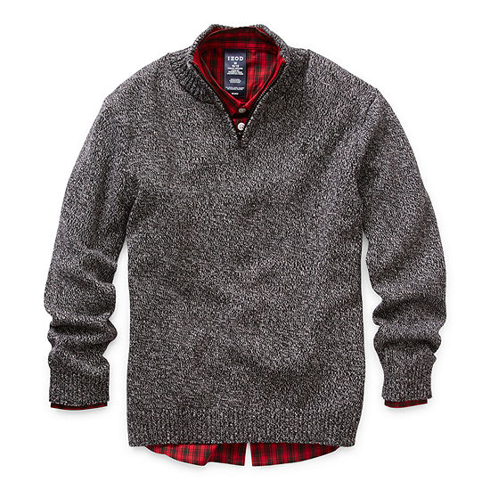 IZOD Little & Big Boys Knit Sweater Set