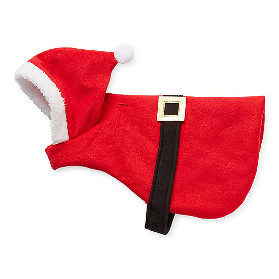 North Pole Trading Co. Santa Family Pet Clothes