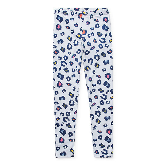 Arizona Little & Big Girls Full Length Leggings