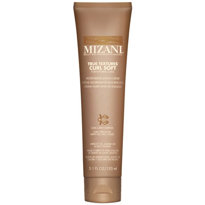 Mizani® True Textures® Curl Soft Moisturizing Leave-In Cream