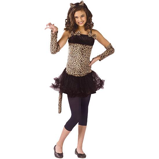 Wild Cat Child Costume