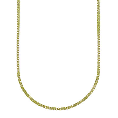 "14K Yellow Gold 20"" Light Bismark Chain"