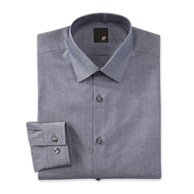 JF J. Ferrar® Mechanical Stretch Dress Shirt - Big & Tall