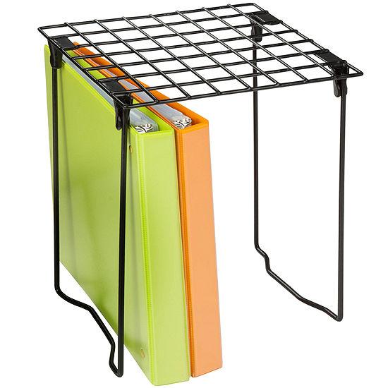Honey-Can-Do® Folding Locker Shelf