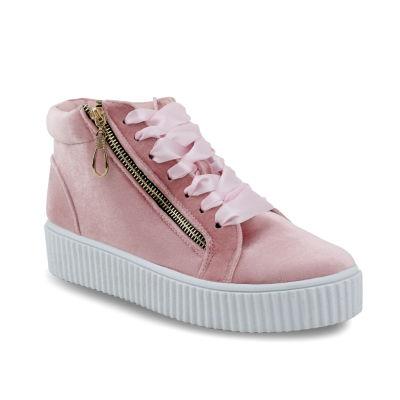 Olivia Miller Bellmore Womens Sneakers