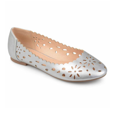 Journee Collection Delaney Womens Slip-On Shoes-Wide