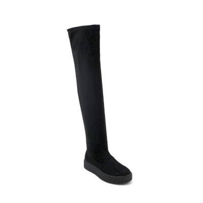 Olivia Miller Holbrook Womens Over the Knee Boots