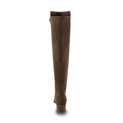 Olivia Miller Bohemia Womens Over the Knee Boots