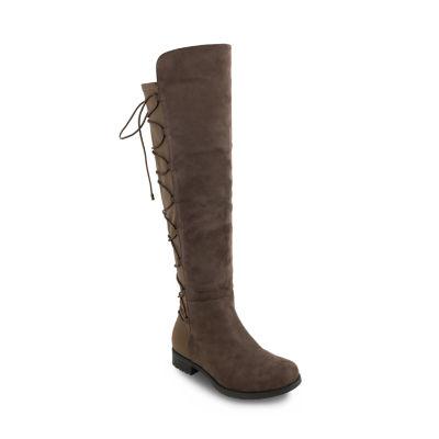 Olivia Miller Smithtown Womens Riding Boots