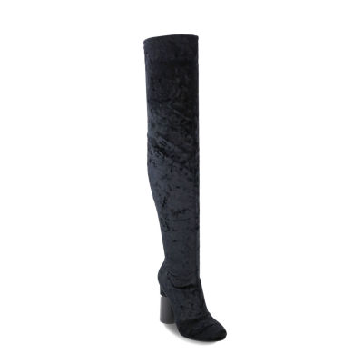 Olivia Miller Hempstead Womens Over the Knee Boots