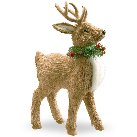 National Tree Co. 19I Standing Reindeer