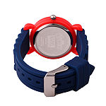 Marvel Avengers Boys Blue Strap Watch-Wma000234