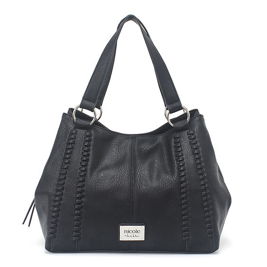 Nicole By Nicole Miller Aubrey Tote Bag