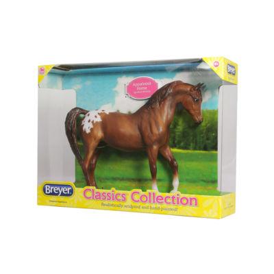 Breyer Classics Chestnut Appaloosa Model Horse