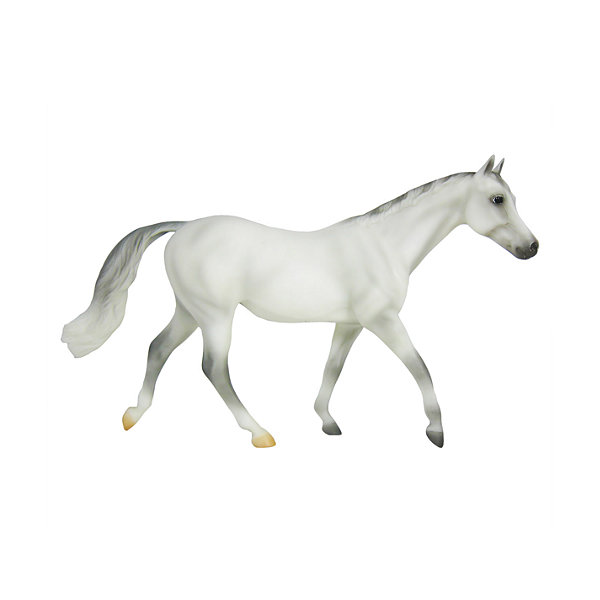 Breyer Classics Grey Selle Francais Model Horse