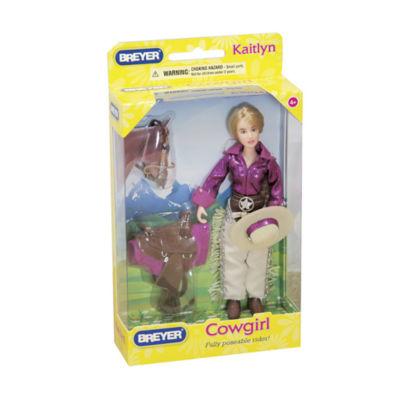 Breyer Classics Kaitlyn Cowgirl Doll