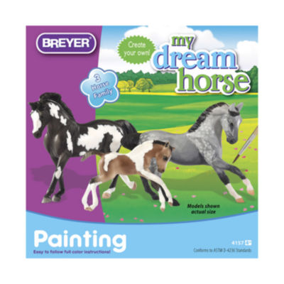 Breyer My Dream Horse - Horse Family Painting Kit