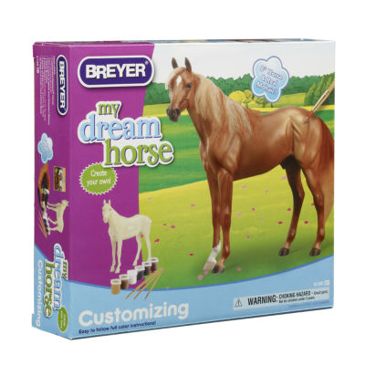 Breyer My Dream Horse Customizing Kit Thoroughbred