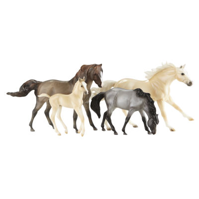 Breyer Traditional Series Cloud'S Encore Gift 1:12Scale Gift Set
