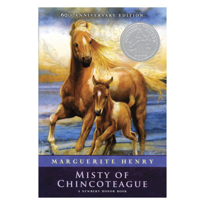 Breyer Traditional Series Misty Of Chincoteague &Stormy Horse Model & Book Set