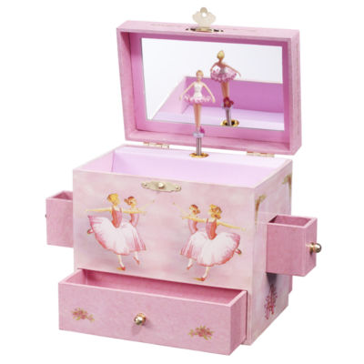 Enchantmints Ballerina Music & Treasure Box