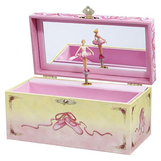 Enchantmints Ballet Shoes Music & Treasure Box