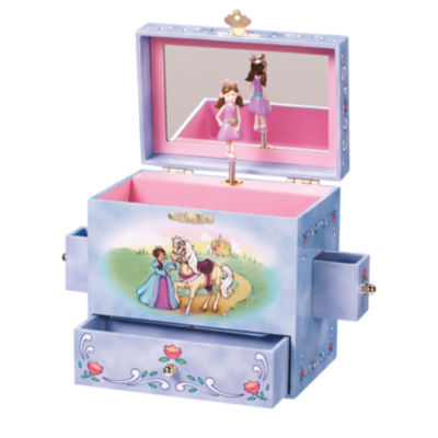 Enchantmints Ballerina Music Treasure Box JCPenney