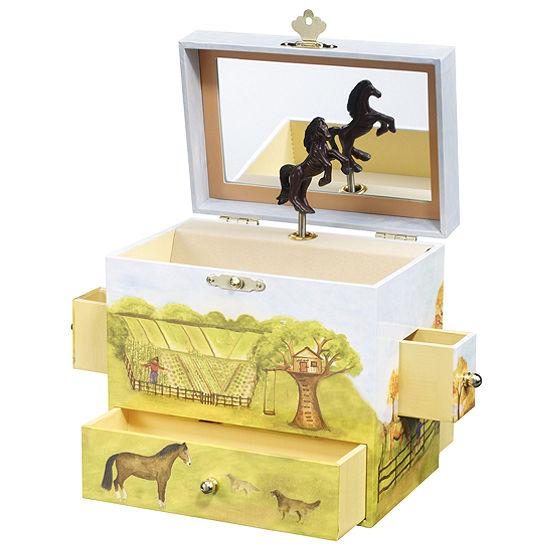Enchantmints Horse Ranch Music & Treasure Box