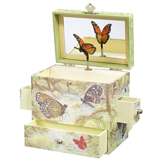 Enchantmints Monarchs Music & Treasure Box