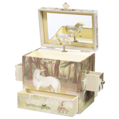 Enchantmints Unicorn Music & Treasure Box