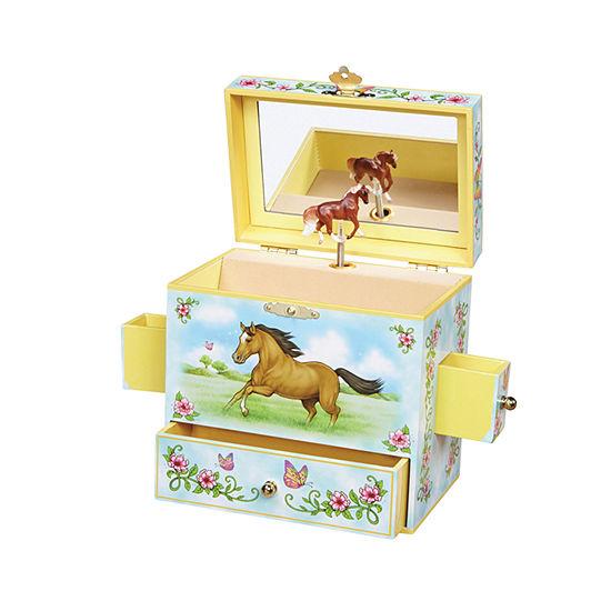 Enchantmints Wild And Free Musical Jewlery Box