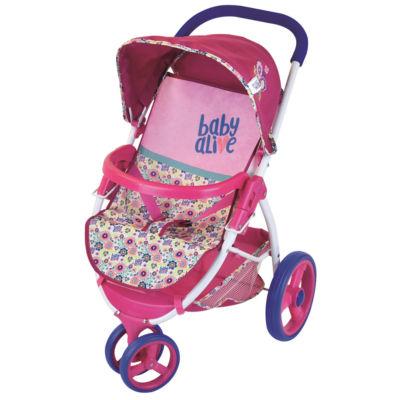 Hasbro Baby Alive Lifestyle Stroller