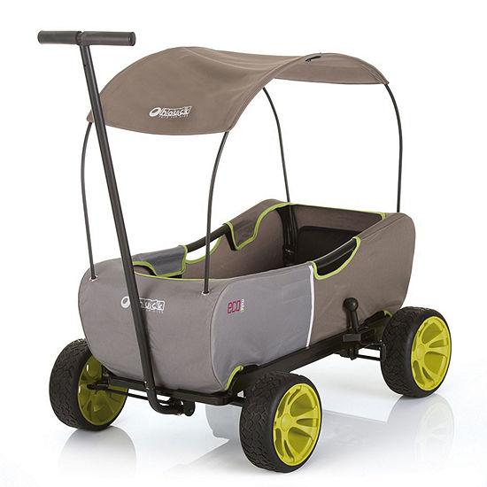 Hauck ECOmobil Foldable Hand-Pull Wagon