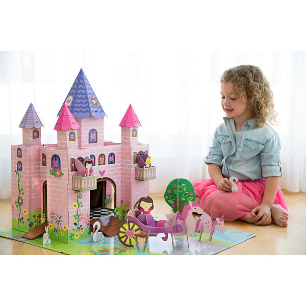 Krooom Fairy Castle Playset