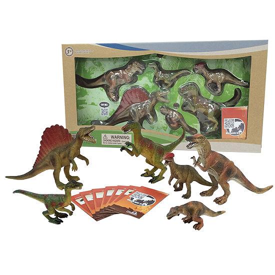 Wenno Dinosaur Safari Set