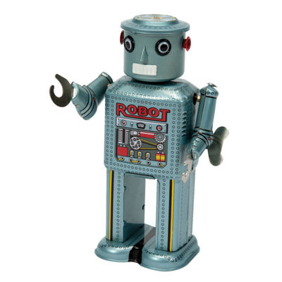 Schylling Mechanical Robot