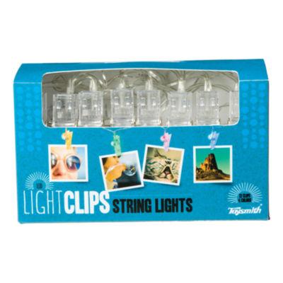 Toysmith Light Up Clips - String Light