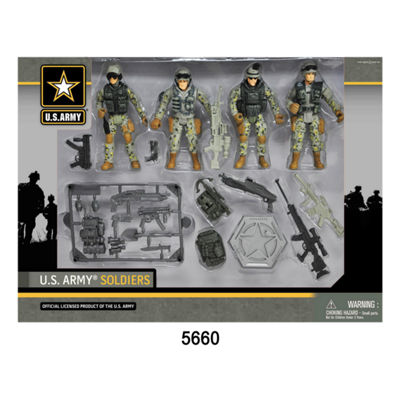 U.S. Army Soldiers Figure Playset