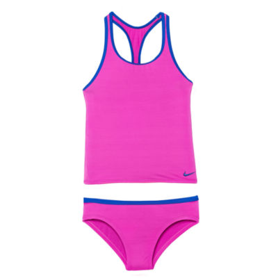 Nike Girls Tankini Set - Big Kid