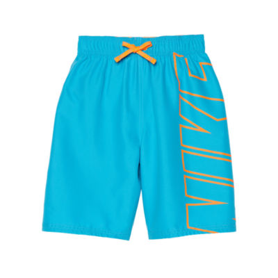 Nike Logo Swim Trunk - Boys 8-20