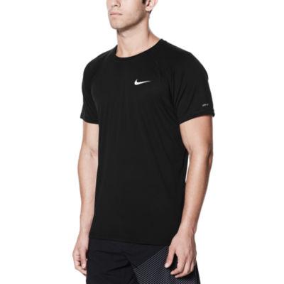 Nike Solid Hydroguard Swim Shirt