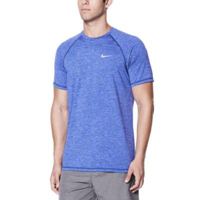 Nike Heather Hydroguard Swim Shirt
