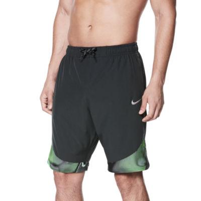 """Nike Surge 9"""" Volley Tie Dye Trunks"""