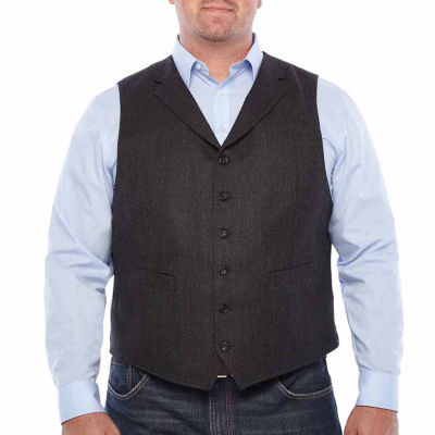 Stafford Merino Wool Vests-Big and Tall Fit